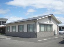 隈戸川中央管理所新築工事 RC造1F