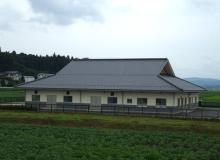 表郷なか地区汚水処理場新築 RC造1F(水槽部別途)