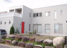 K-house新築工事 RC造2F(外断熱住宅)