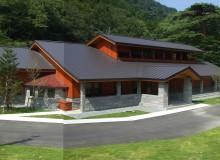 聖ヶ岩ビジターセンター